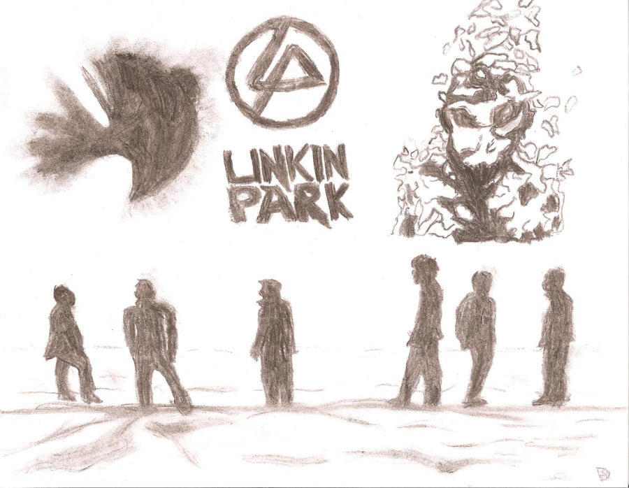 Linkin Park by dawnrunner11