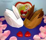 Happy Valentine my love by Tazunee