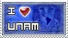 I love UNAM by panbesiana