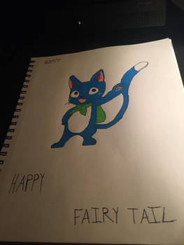 Happy (Fairy Tail)