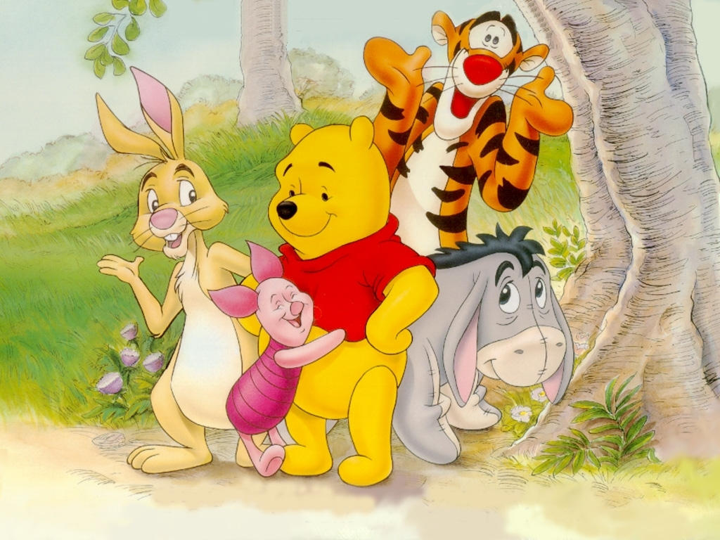 Whinnie the pooh by chihiro-sin