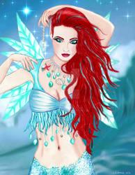 Aquamarine by AnthonySpearsFae