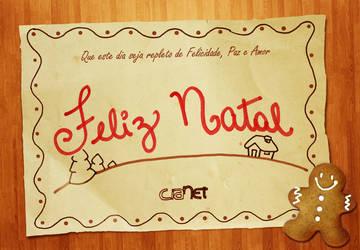 Cartao Natal Cianet