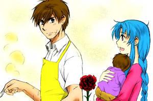Sagara Family by fummofummo