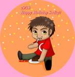 Happy birthday Sadiq by MyLovelyBlueEyes