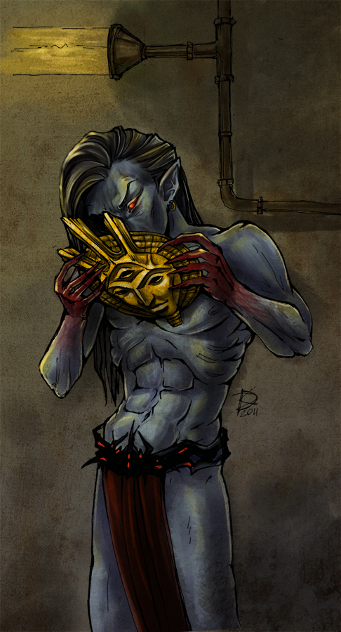 Dagoth Ur The Mad God Minecraft Skin