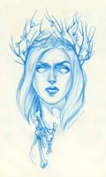 Witch by DarianKite