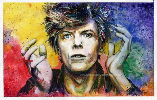 David Bowie - Portrait