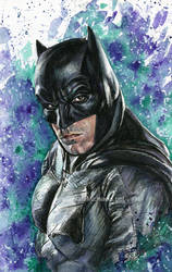 Batman - Painting