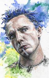 Steveo - SLC Punk - Portrait