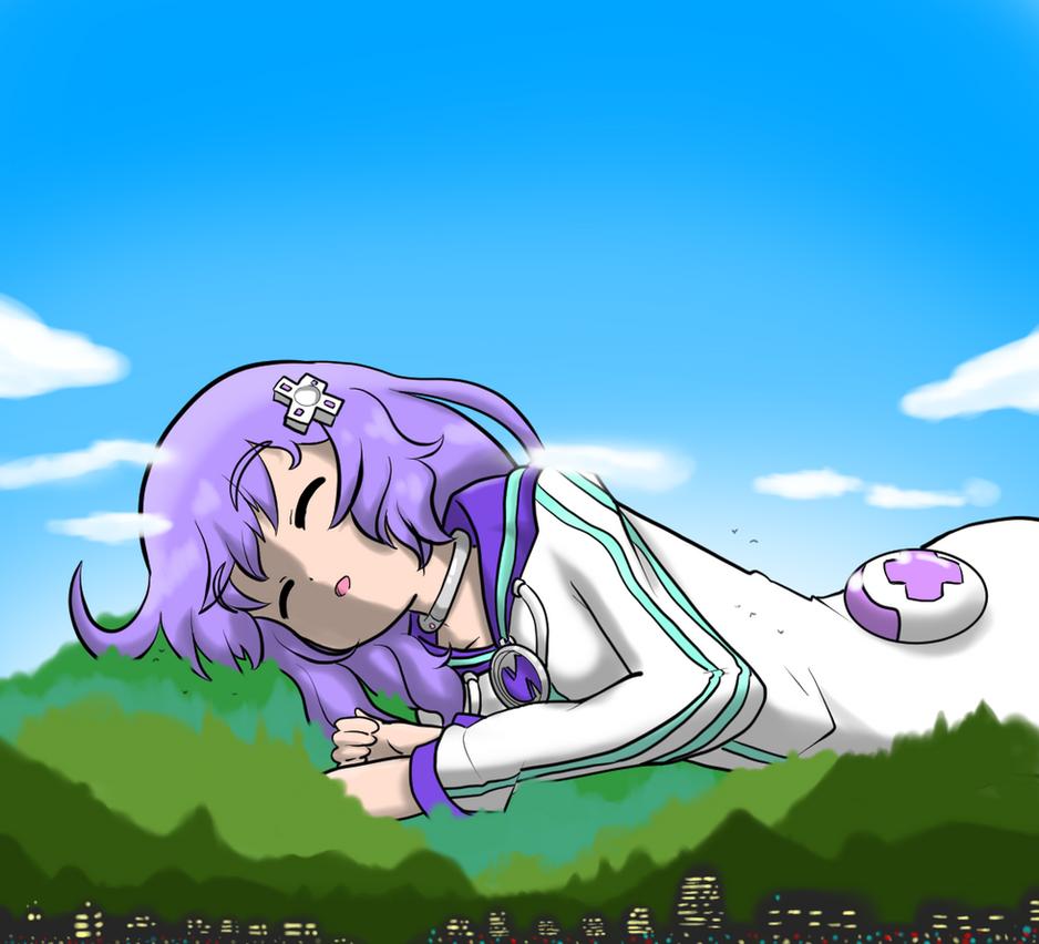 Sleepy G-G by JiroKatsu