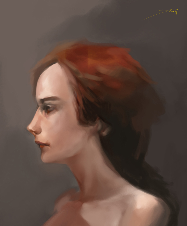 practise - digital oils by CheezyCat