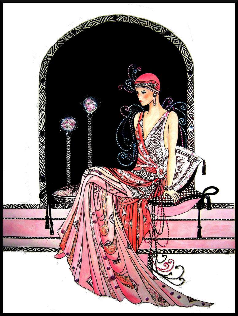 Lady art pic 36