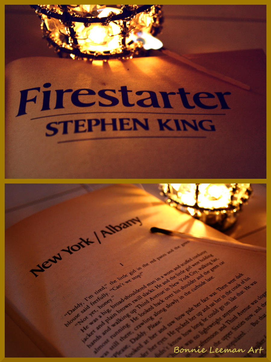 Stephen Kings Firestarter By Bonniemarie On Deviantart