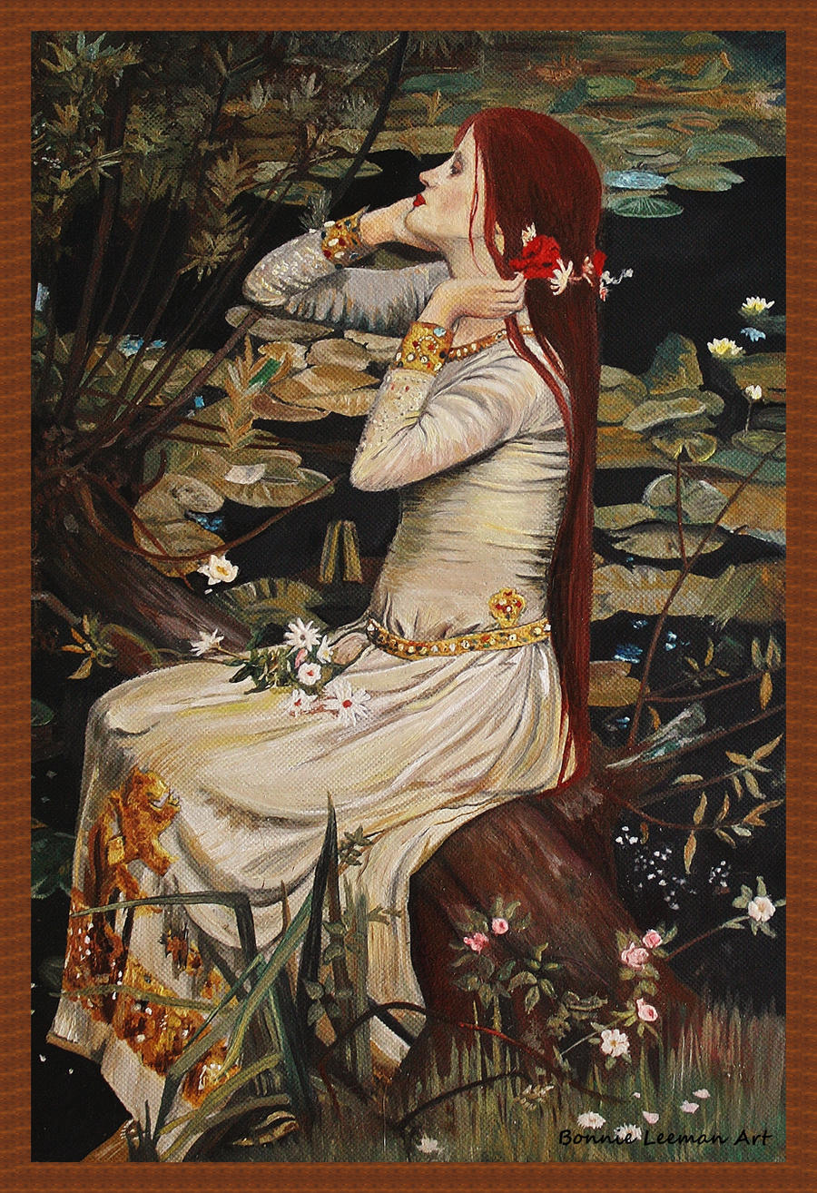 Ophelia by Bonniemarie