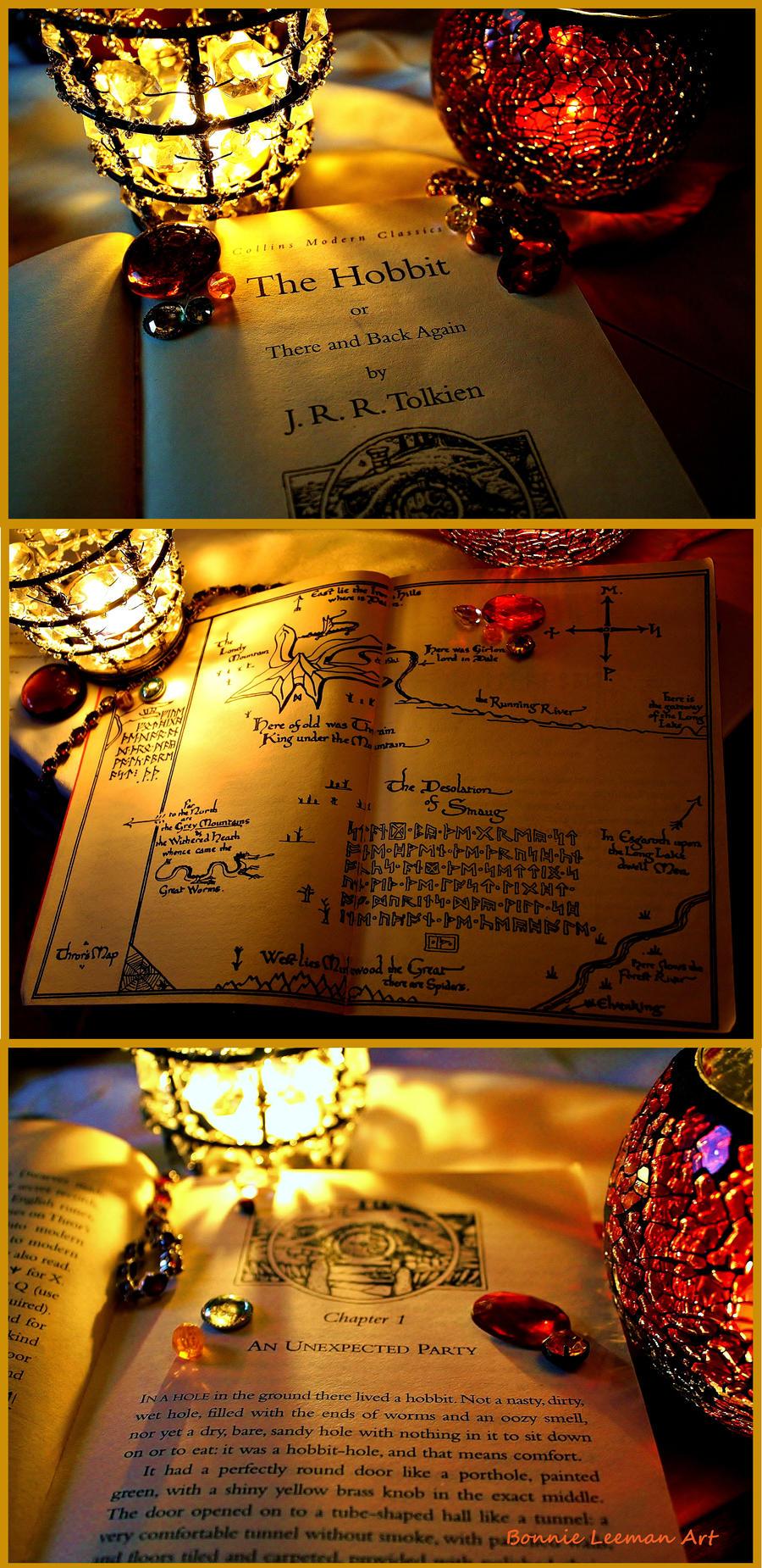 J. R. R. Tolkien's The Hobbit by Bonniemarie