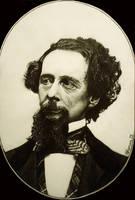 Charles Dickens by Bonniemarie