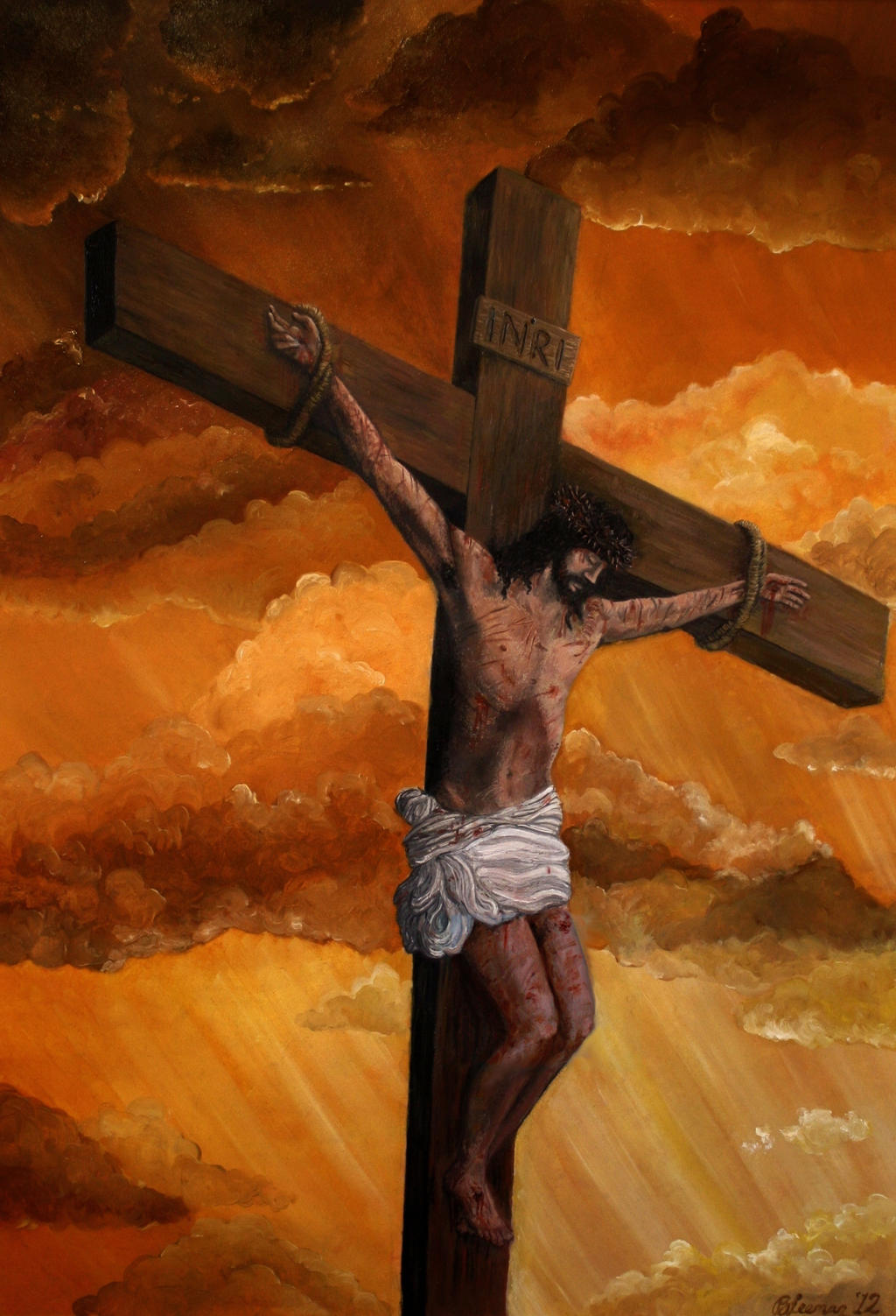 an essay on the controversial image of jesus christ