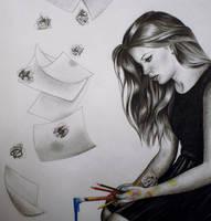 Art Block by Bonniemarie