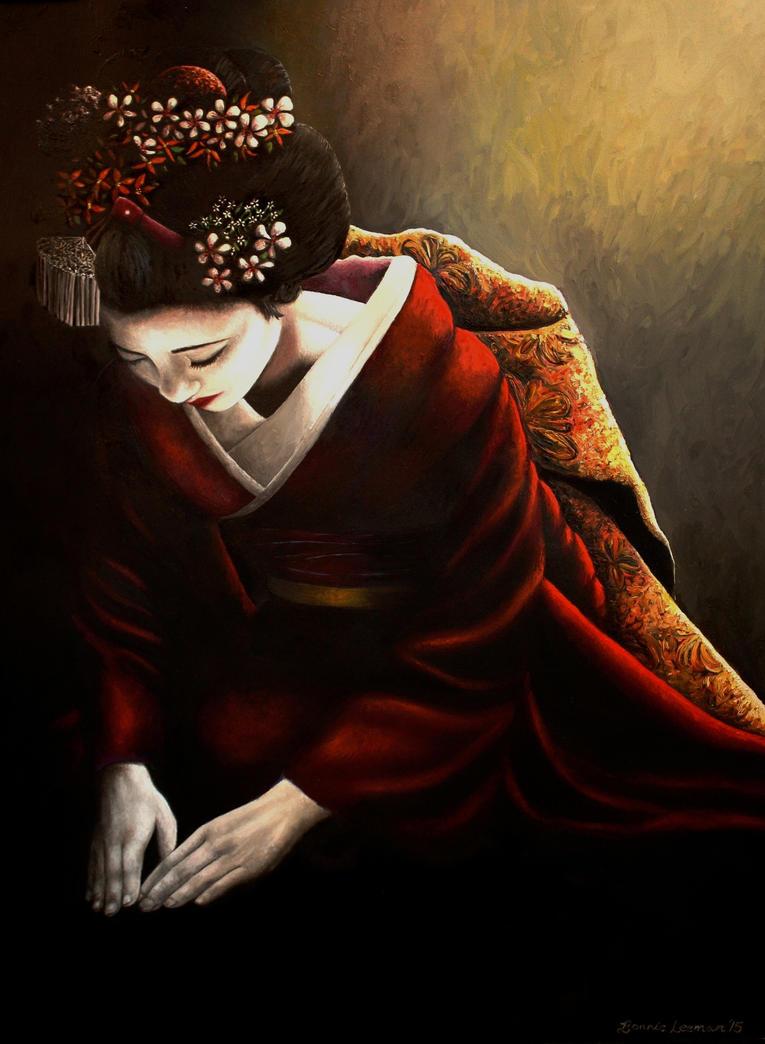 Geisha by Bonniemarie