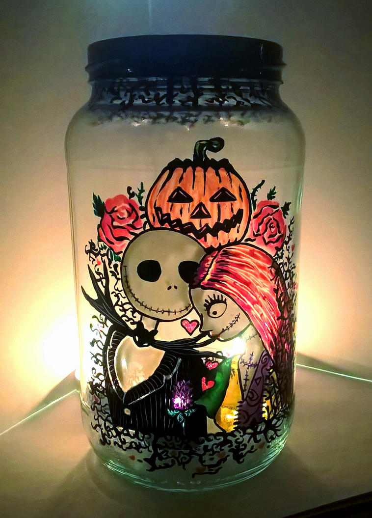 We can live like Jack and Sally if we want by Bonniemarie