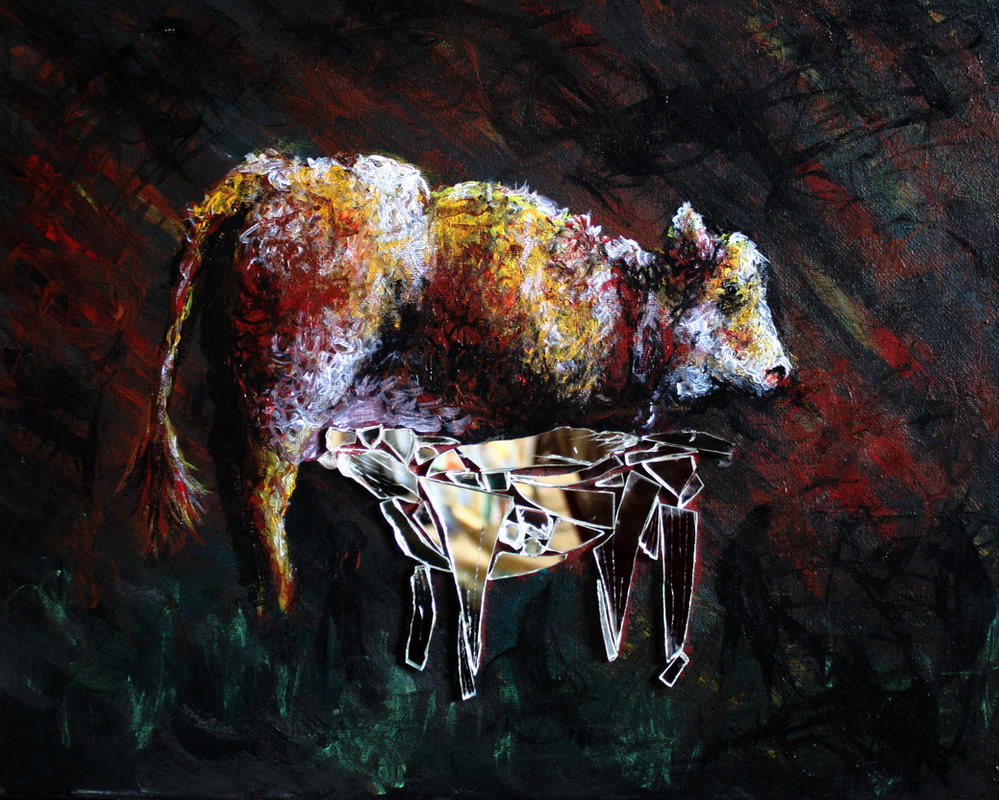 Cow's Milk by Bonniemarie