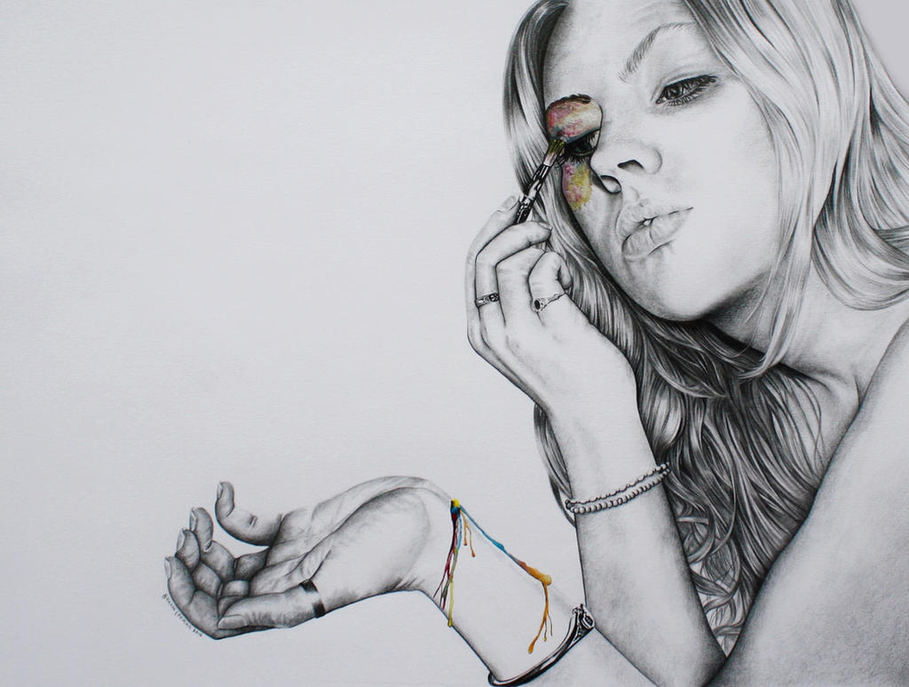Colour me by Bonniemarie
