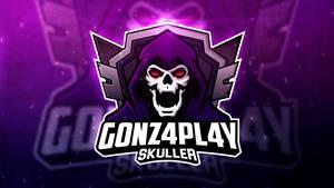 Fondo GONZ4PL4Y Mascot Logo