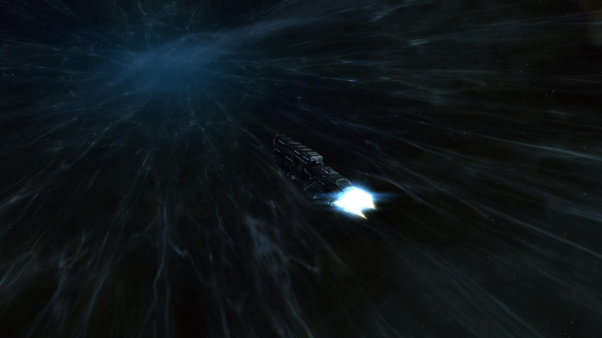 EVE Online - Deep Exploration by probotech