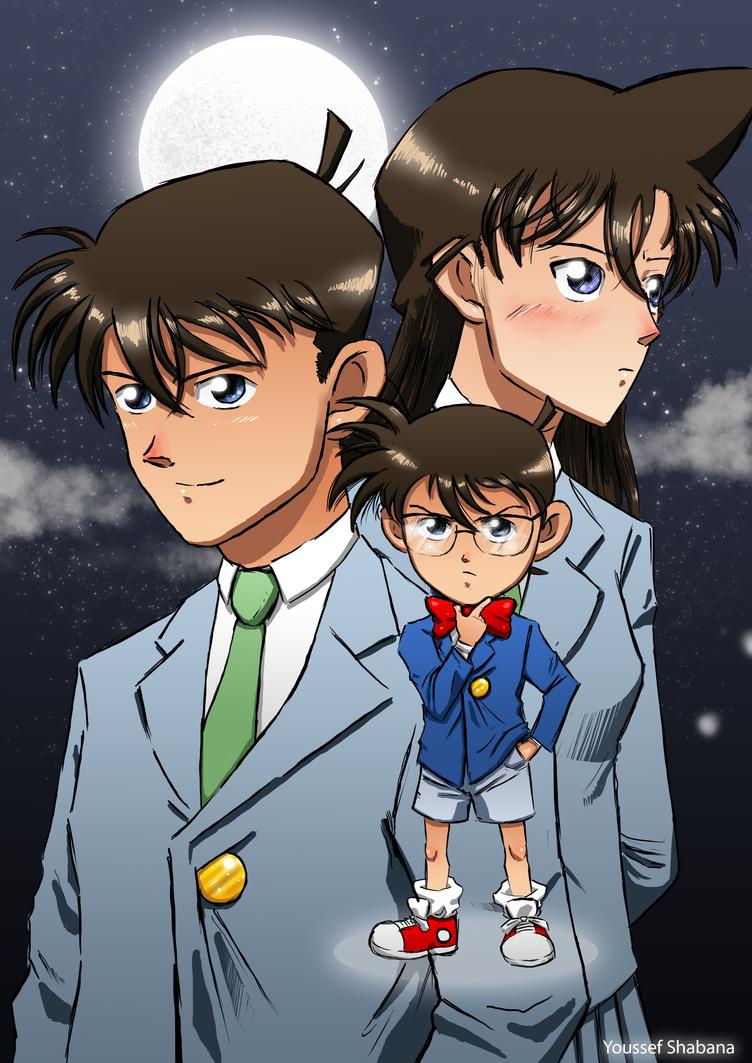 Detective Conan by Axel2396