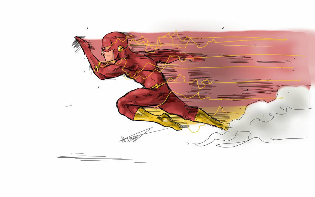 Flash  by Axel2396