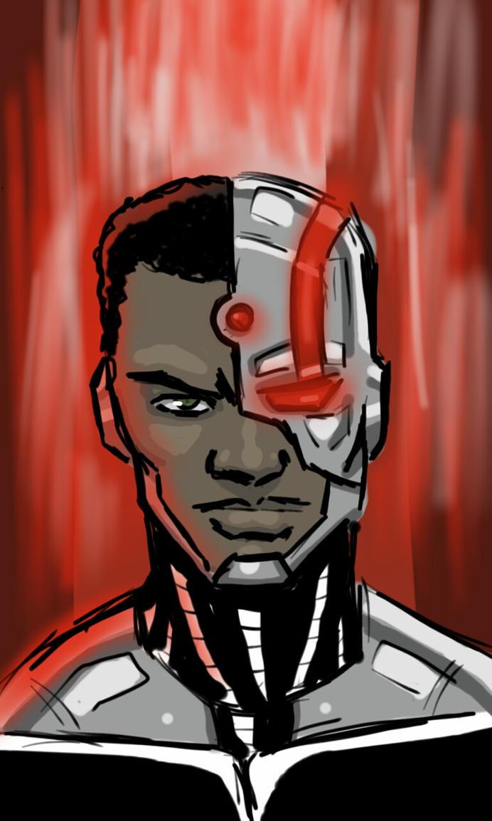 Cyborg by Axel2396