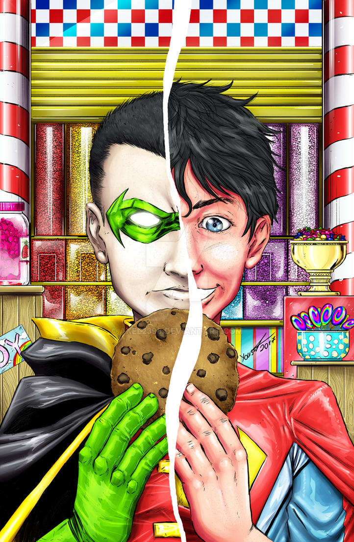 Super Sons - The Cookie by Axel2396