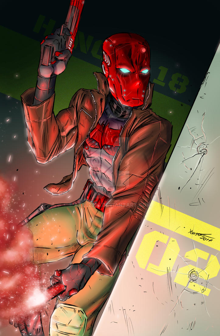 Red Hood by Axel2396
