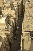 Old Sana'a by LenaDavid