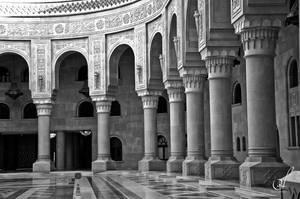 Islamic Architecture by LenaDavid