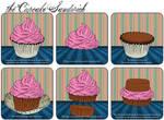 Cupcake Sandwich
