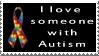 Autism Stamp by theestephasaurusrex