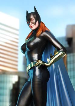 City Batgirl