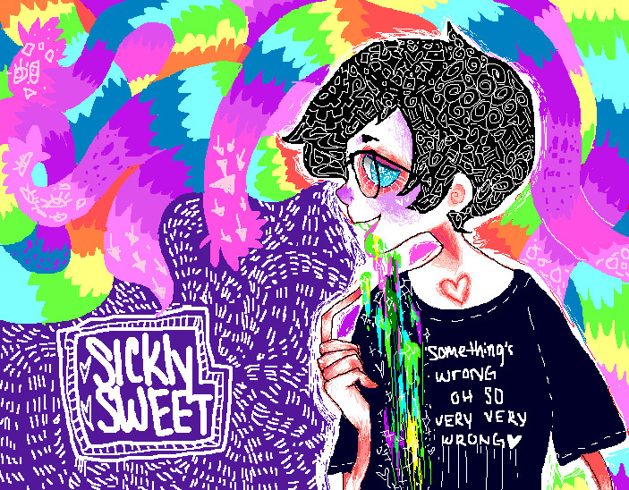 Sickly Sweet by ReadYourBook