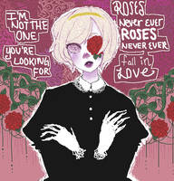 Roses by ReadYourBook