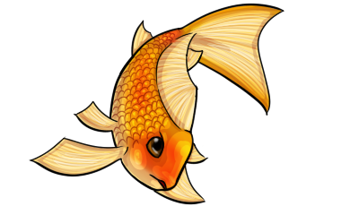 Goldfish by Cynlife