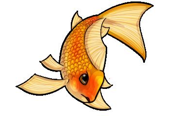 Goldfish by Cynlife