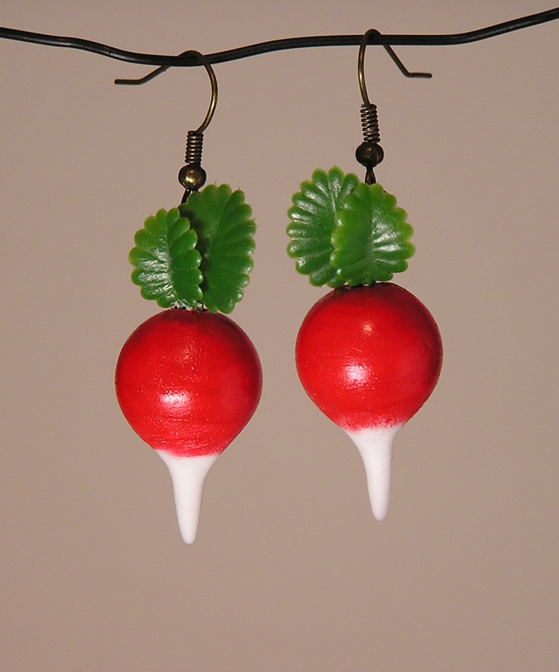 radish earrings s radish earrings by figure opera on deviantart 5677