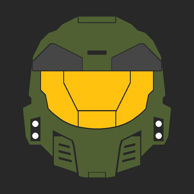 master chief helmet by action figure opera on deviantart spartan helmet logo meaning spartan helmet logo meaning