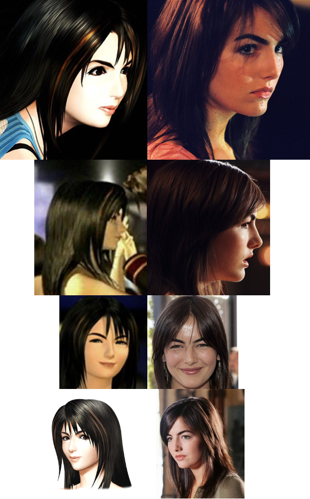 Since Were Doing This Camilla Belle Anyone Else Think She Looks