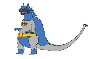 Godzilla Batman