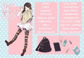 #MeetTheArtist by MarchBunny