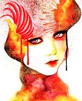 Fireflower by Jadesweetboxx