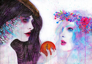 Lilith and Eve